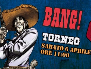 BANG! Il torneo