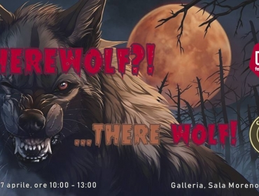 Wherewolf?! There Wolf!
