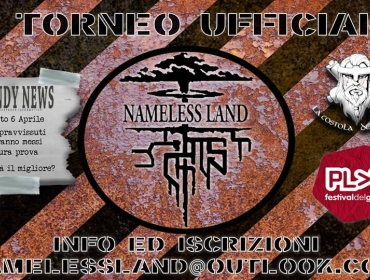 Nameless Land: Torneo Ufficiale