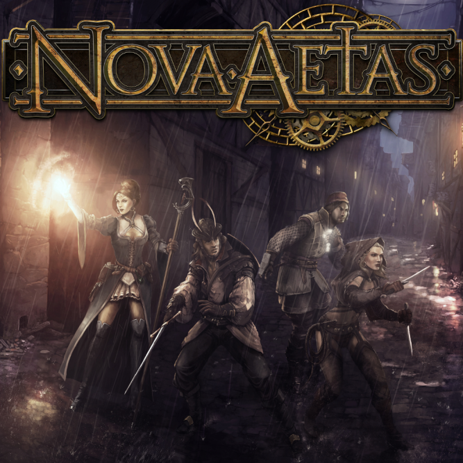 NOVA AETAS: Demo Game